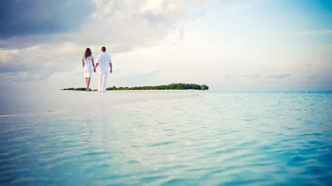 un voyage en amoureux aux maldives