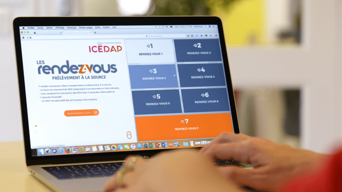 """Prélèvement à la source: ICEDAP lance """"Les Rendez-vous du PAS"""" Une web-série de formation"""