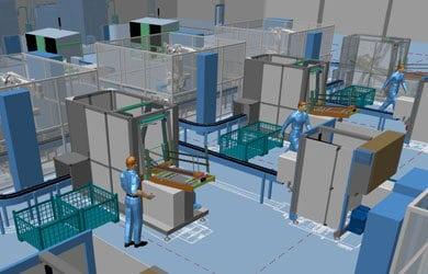 Planifier des équipements dans un bâtiment existant