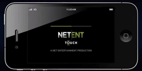 Netent Touch les meilleurs jeux sur mobile
